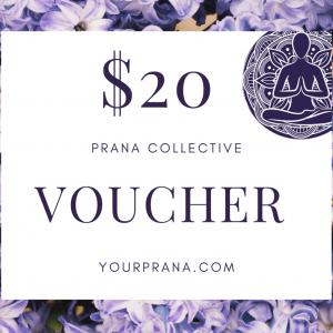 $20 PRANA Voucher
