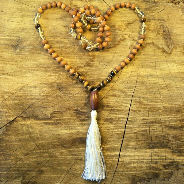 Custom Made Mala Necklaces