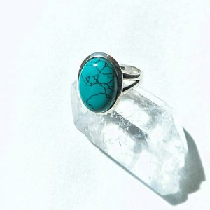 Turquoise Purification Ring