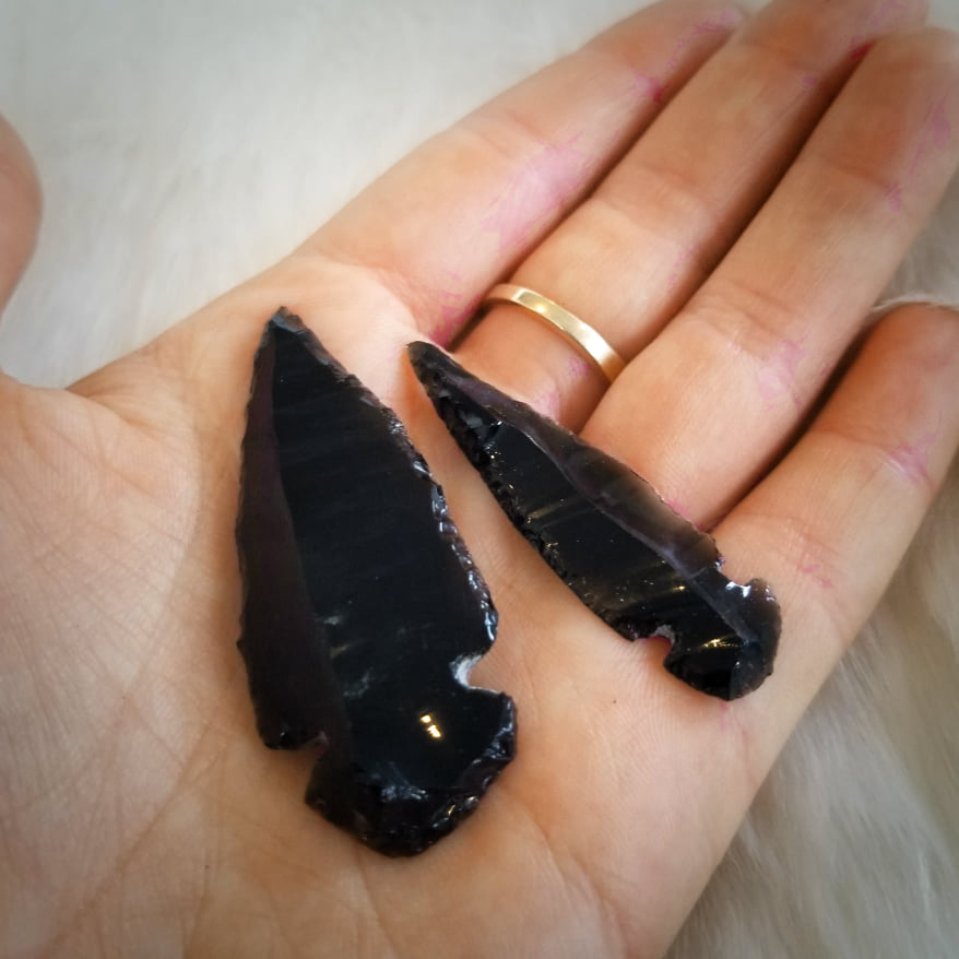 Obsidian Spear – Large