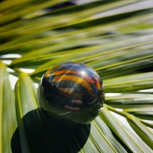 Tiger's Eye Sphere