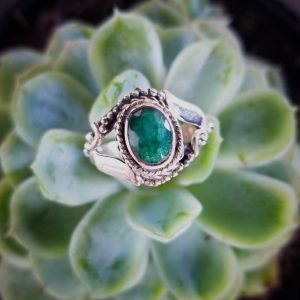 Emerald Dream Ring
