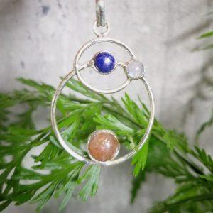 Planetary Pendant