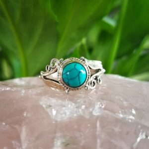 Turquoise Sea Ring