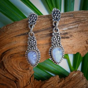 Moonstone Maiden Earrings