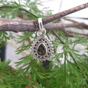 Smoky Quartz Protection Pendant