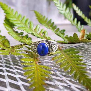 Lapis Lazuli Power Ring