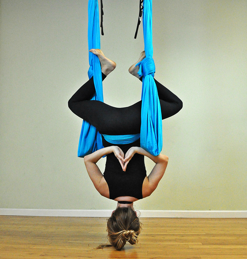 What Is Aerial Yoga & What Are Its Benefits?