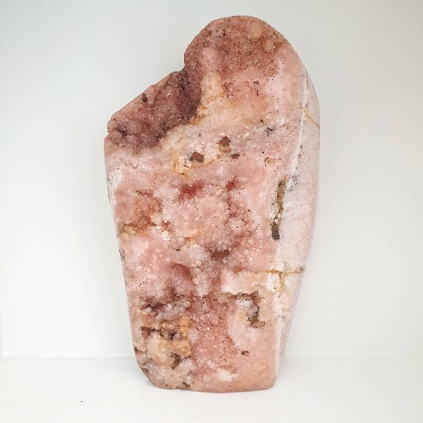 Pink Amethyst Cluster