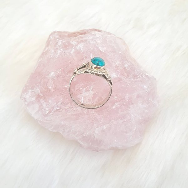 Turquoise Regal Ring