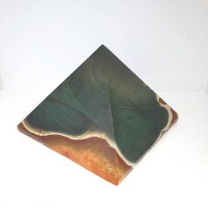 Desert Jasper Pyramid