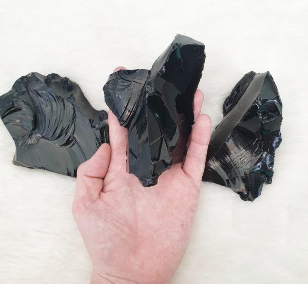 Obsidian Chunks