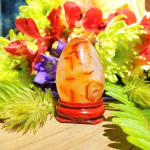Carnelian Egg
