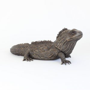 Tuatara Bronze Sculpture